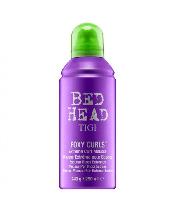 TIGI Мусс для создания эффекта вьющихся волос 250 ml Foxy Curls