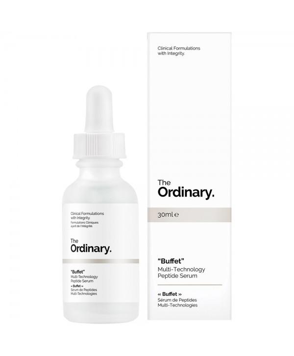 The Ordinary Buffet Multi-Peptide Serum