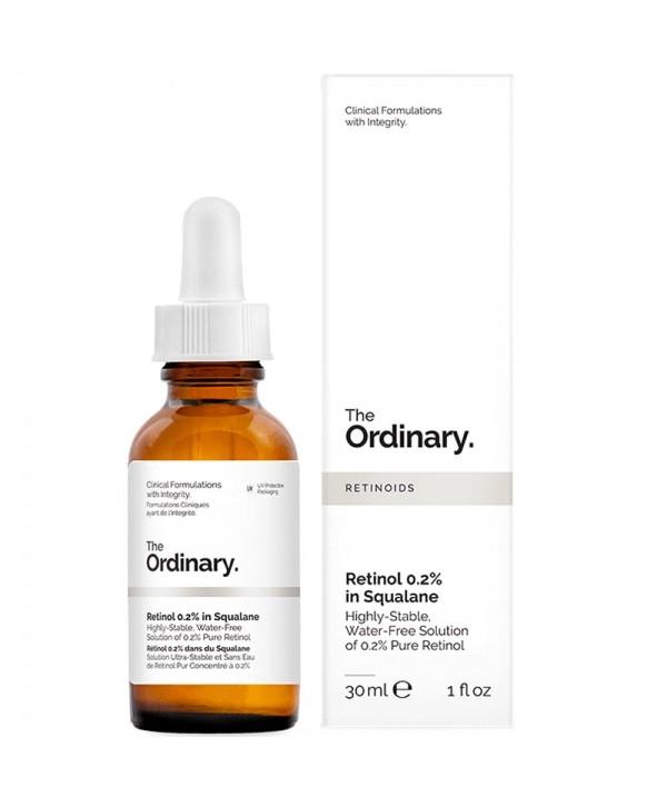 The Ordinary Retinol 0.2% in Squalane 30 ml
