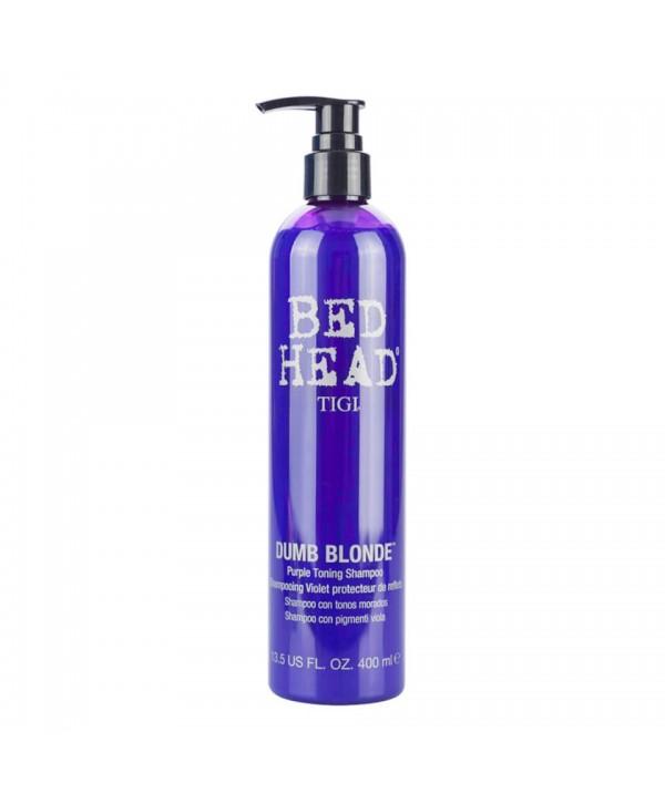 TIGI Bed Head Шампунь для коррекции цвета осветленных волос 400 мл