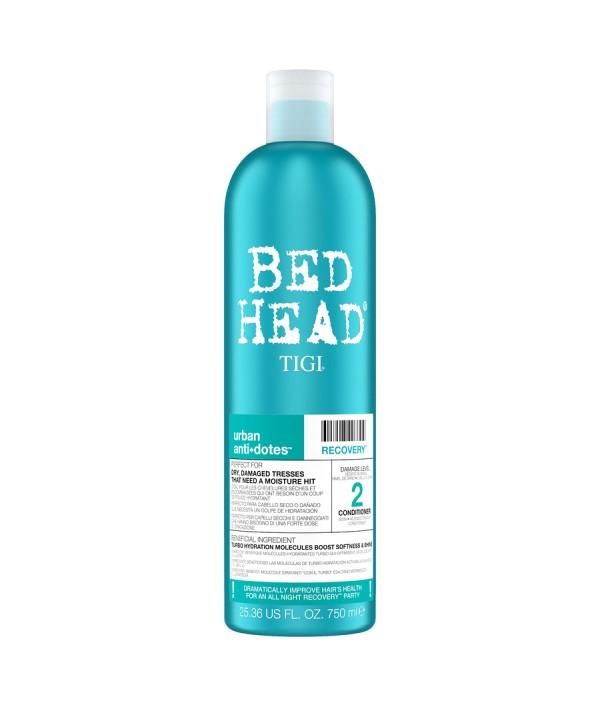 TIGI Bed Head Шампунь для поврежденных волос уровень 2, 750 мл Urban Anti+dotes Recovery