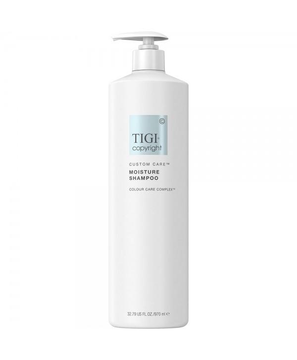 Tigi Copyright Care Шампунь для волос увлажняющий 970 мл
