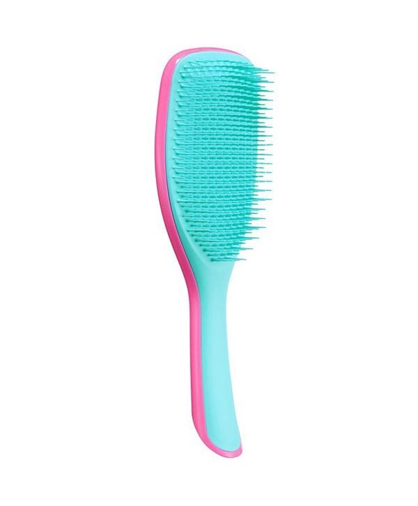 TANGLE TEEZER The Large Wet Detangler Hyper Pink Расческа для волос