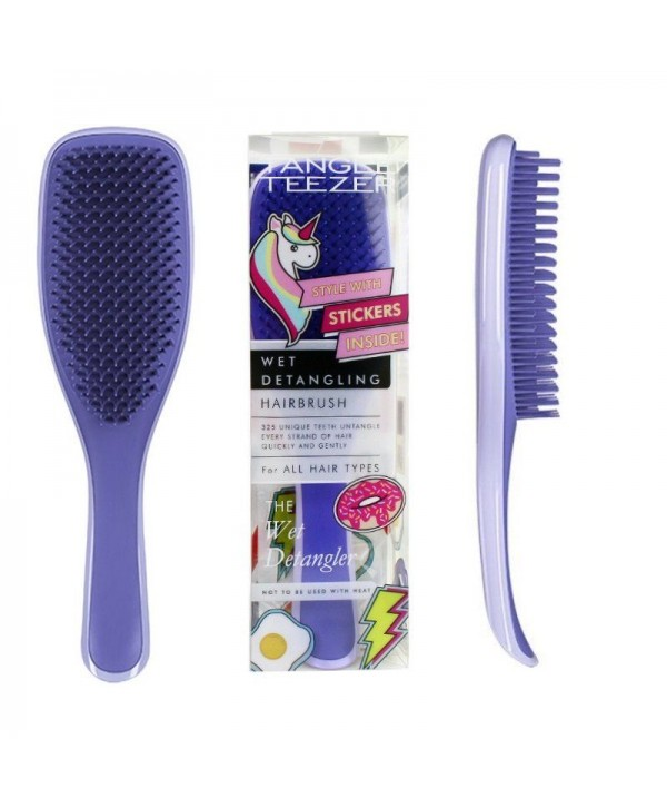 TANGLE TEEZER The Wet Detangler Damson Delicious Расческа для волос
