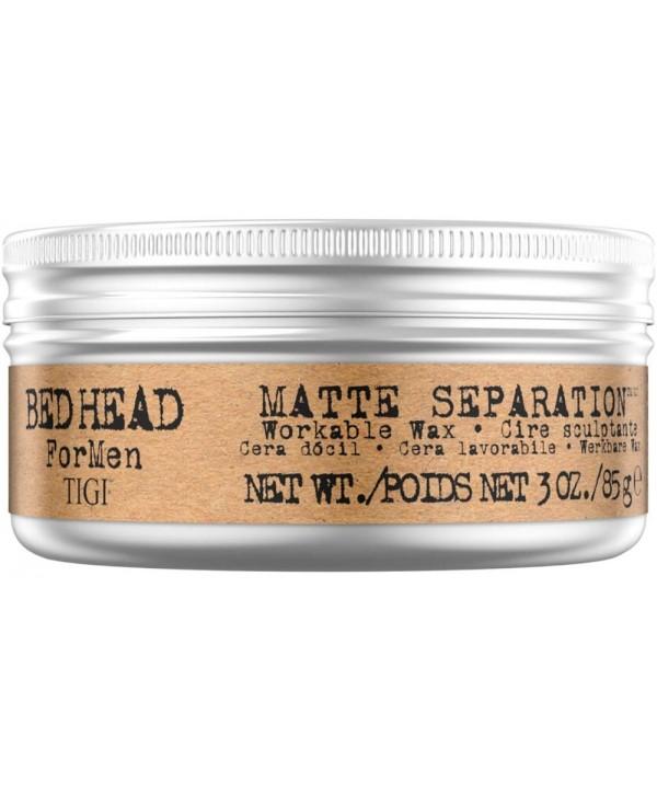 TIGI Bed Head for Men Воск для волос 85 мл Matte Separation Workable Wax