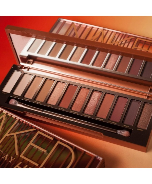 URBAN DECAY Naked Heat Палетка теней для глаз