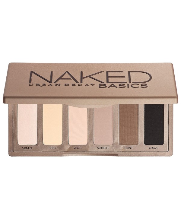 URBAN DECAY Naked Basics Палетка теней для глаз