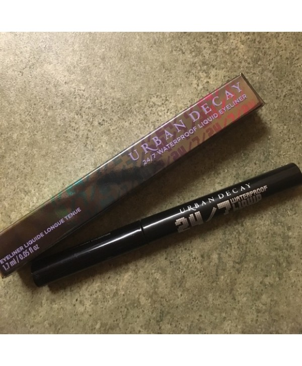 URBAN DECAY Waterproof 24/7 Liquid Eyeliner Pencil 1.7 ml