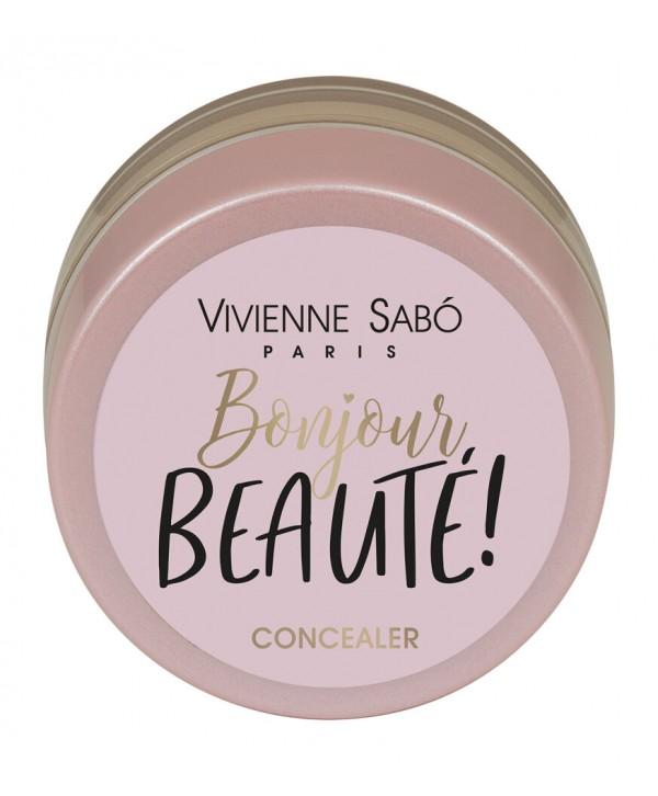 VIVIENNE SABO Concealer Bonjour Beaute Консилер 01