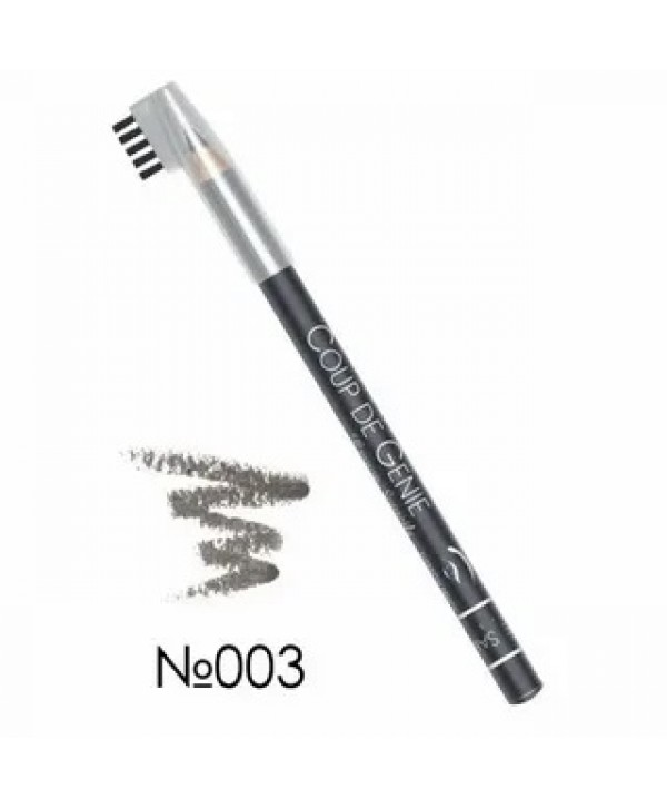 VIVIENNE SABO Eyebrow Pencil Coup de Genie 003 Карандаш для бровей, серый