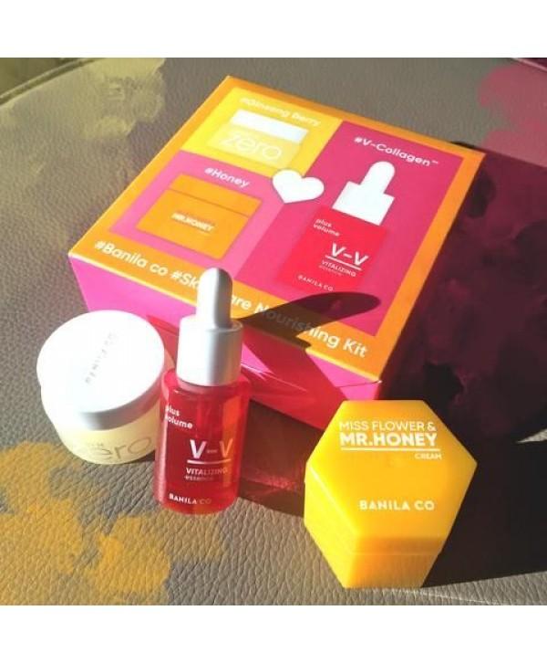Zero BANILACO Sample Skin Care Nourishing Kit (7ml+10ml+5ml)