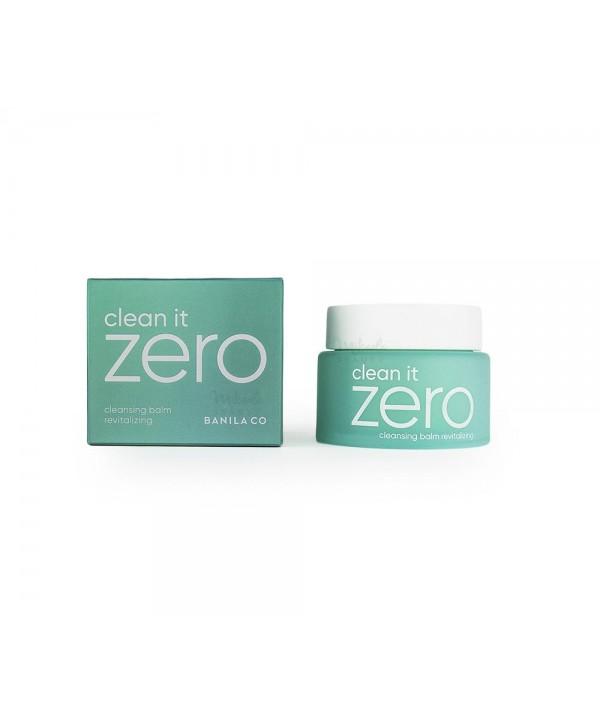Zero Banilo co cleansing balm 100 ml Очищающий бальзам зеленый