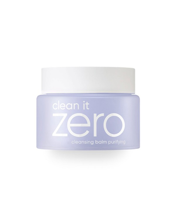 Zero Banilo co cleansing balm 100 ml Очищающий бальзам фиолетовая